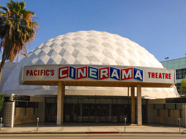 best movie theaters in los angeles for new or classic cinema