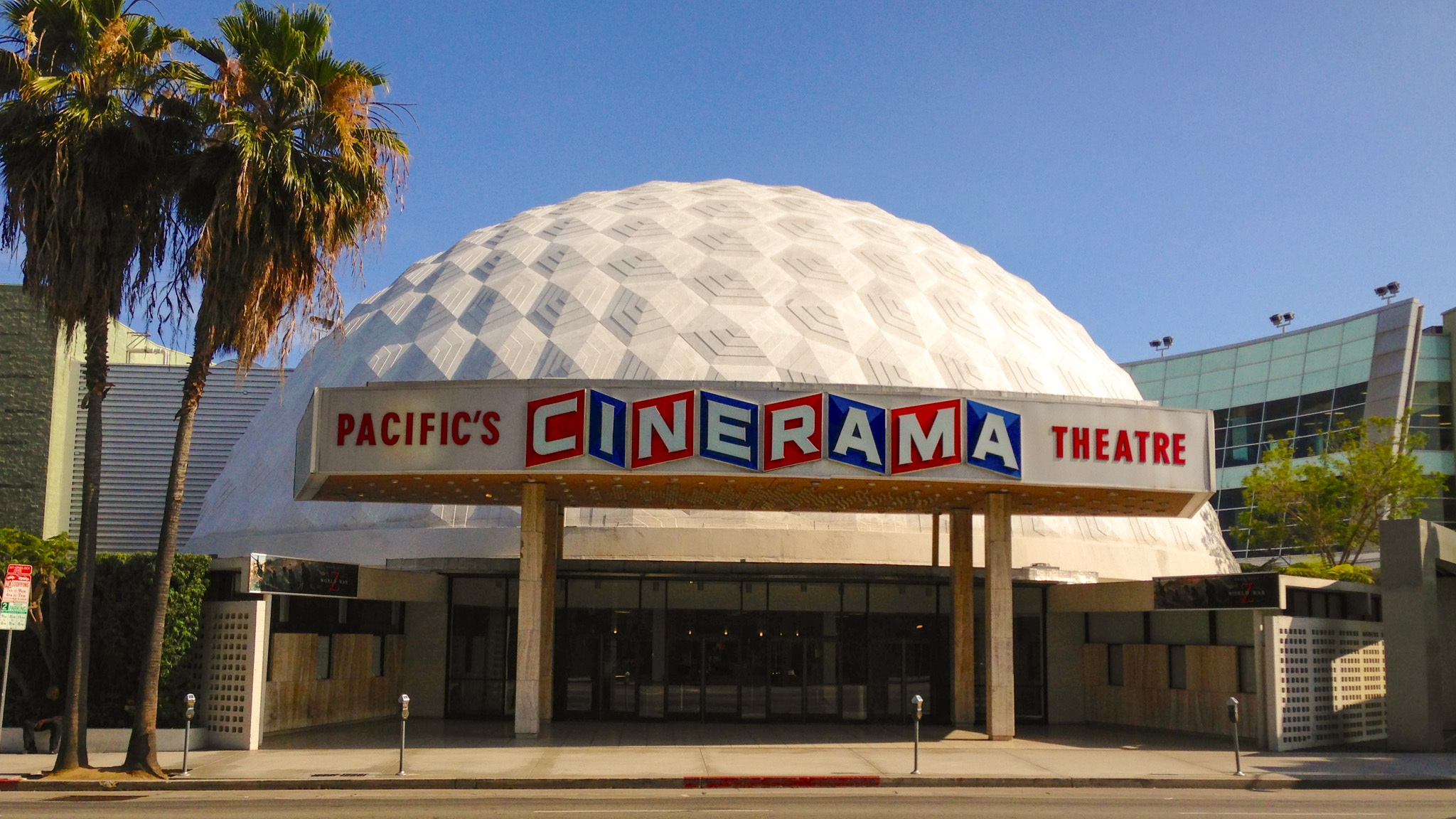 Arclight Cinerama Dome