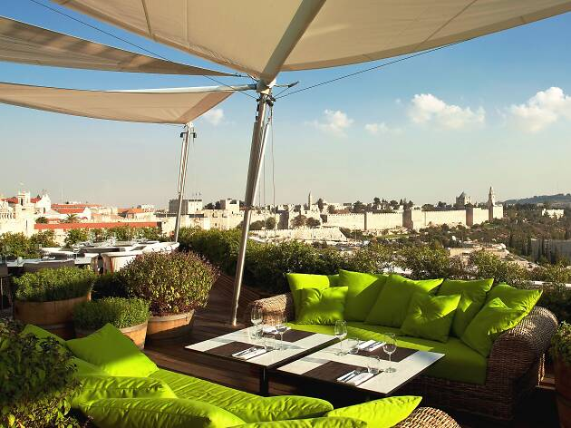 A room with a view: visually stunning restaurants in Israel