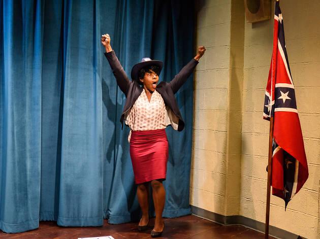 Underground Railroad Game Malthouse 2019