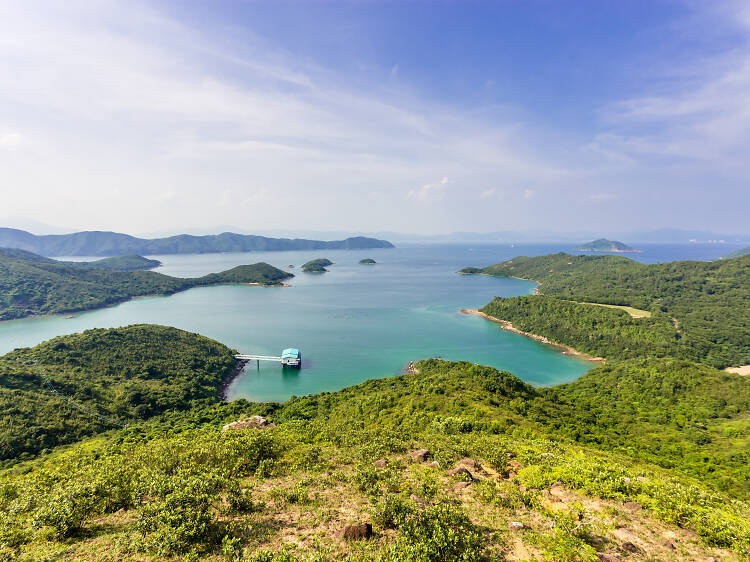 Best hiking trails for families in Hong Kong