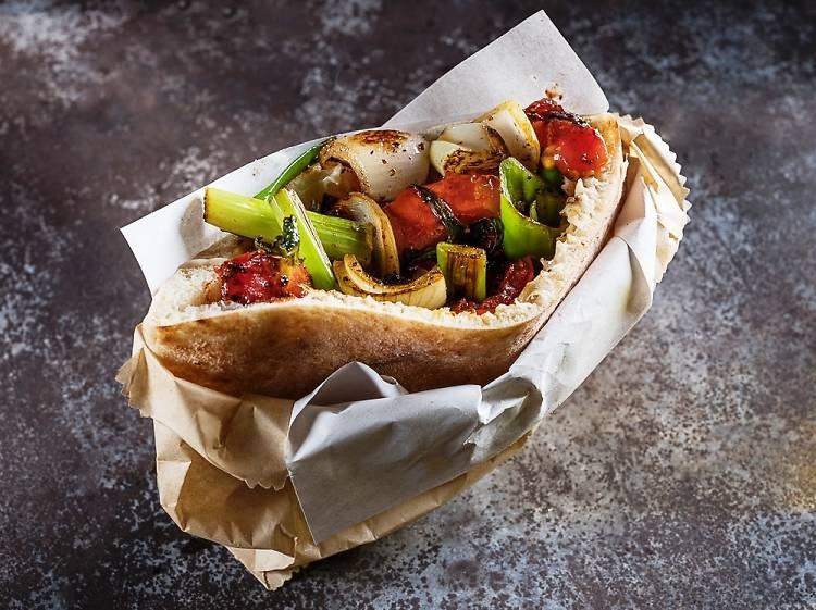 The best Tel Aviv street food