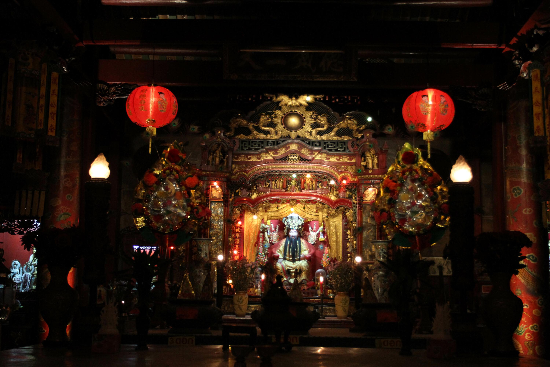 Rong Kuek Shrine