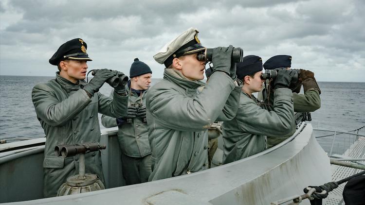 Televisão, Séries, Das Boot: O Submarino