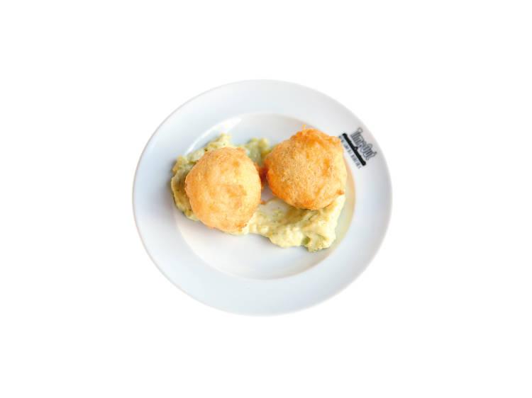Ovos verdes da Cozinha da Felicidade