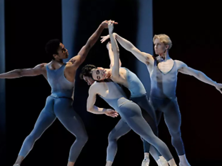 SF Ballet: In Space & Time