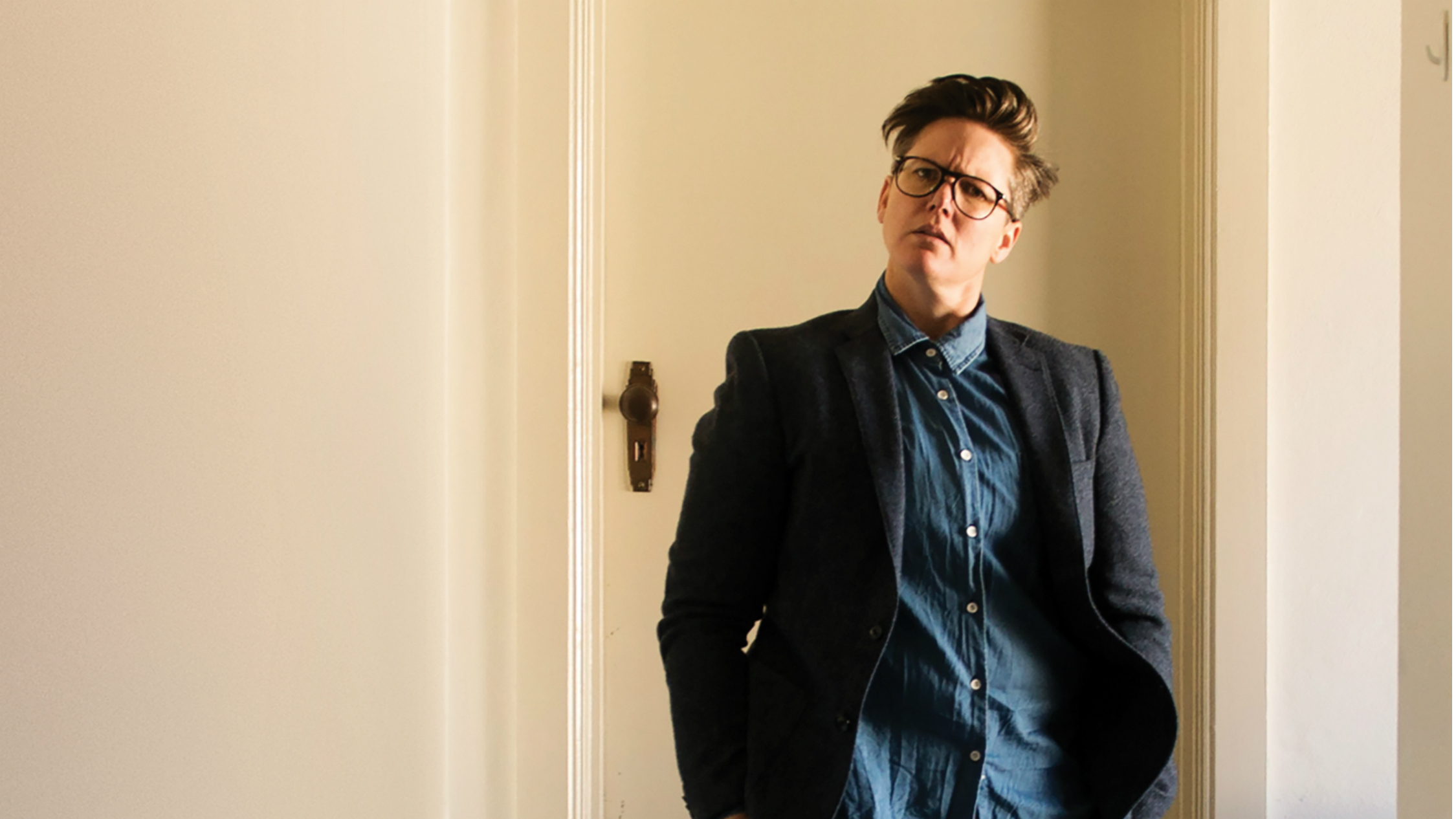 Hannah Gadsby is returning with a live follow-up to Nanette