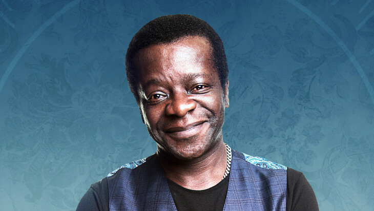 Stephen K Amos: The Story So Far