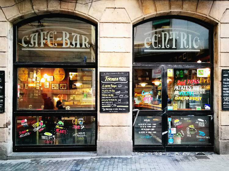 Cèntric Bar