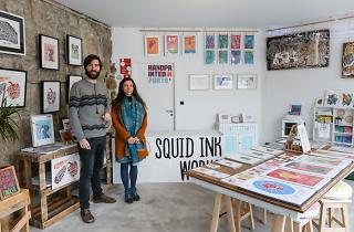 Squid Ink Works