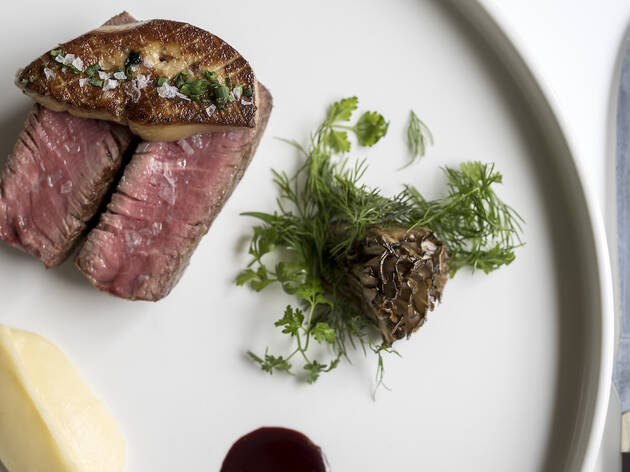 £34 for a three-course meal at Roux at Parliament Square