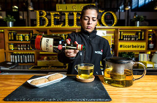 Licor Beirão Time Out Market