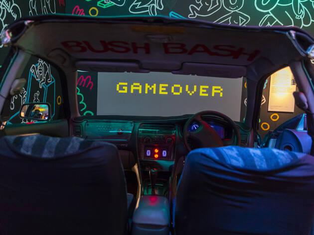 Videogames: Design/Play/Disrupt Exhibition, 3rd September 2018