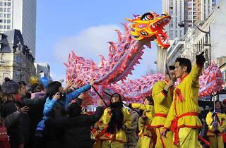 [Annulé] Grand défilé du nouvel an chinois