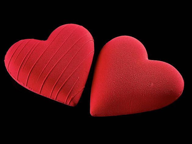 San Valentín en Tout Chocolat