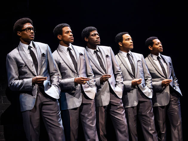 Ain't Too Proud—The Life and Times of the Temptations