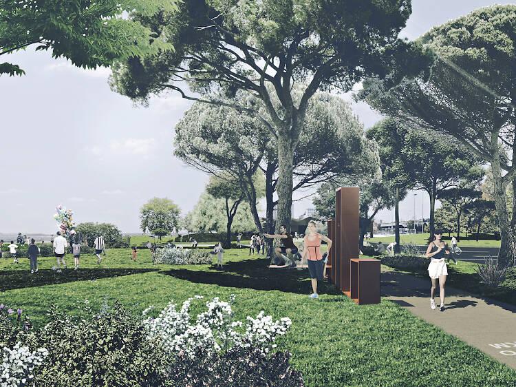 Parque verde vai ligar a zona oriental de Lisboa