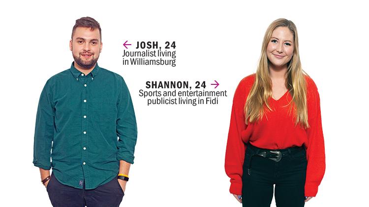 Josh and Shannon