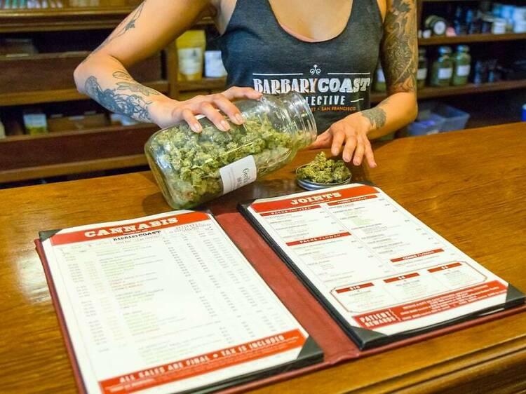 The best weed dispensaries in San Francisco