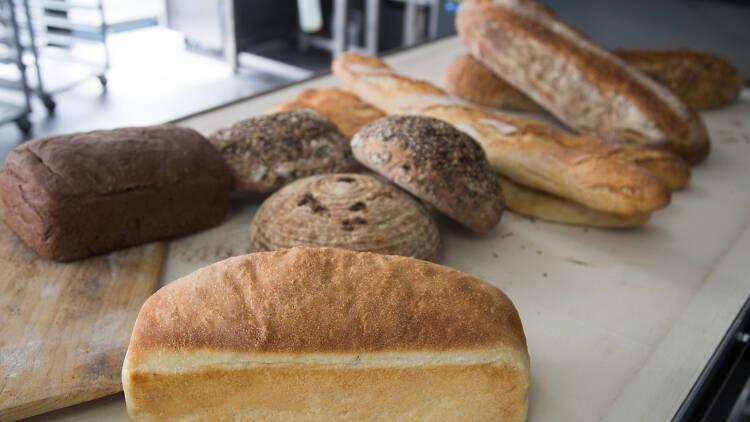 Eminenta panadería a domicilio