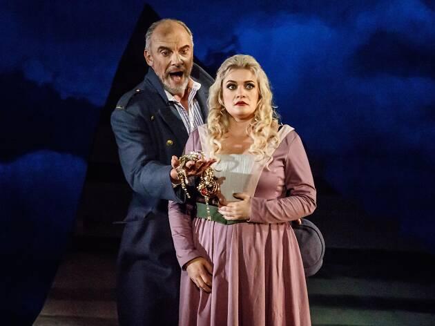 The Flying Dutchman Melbourne Opera 2019