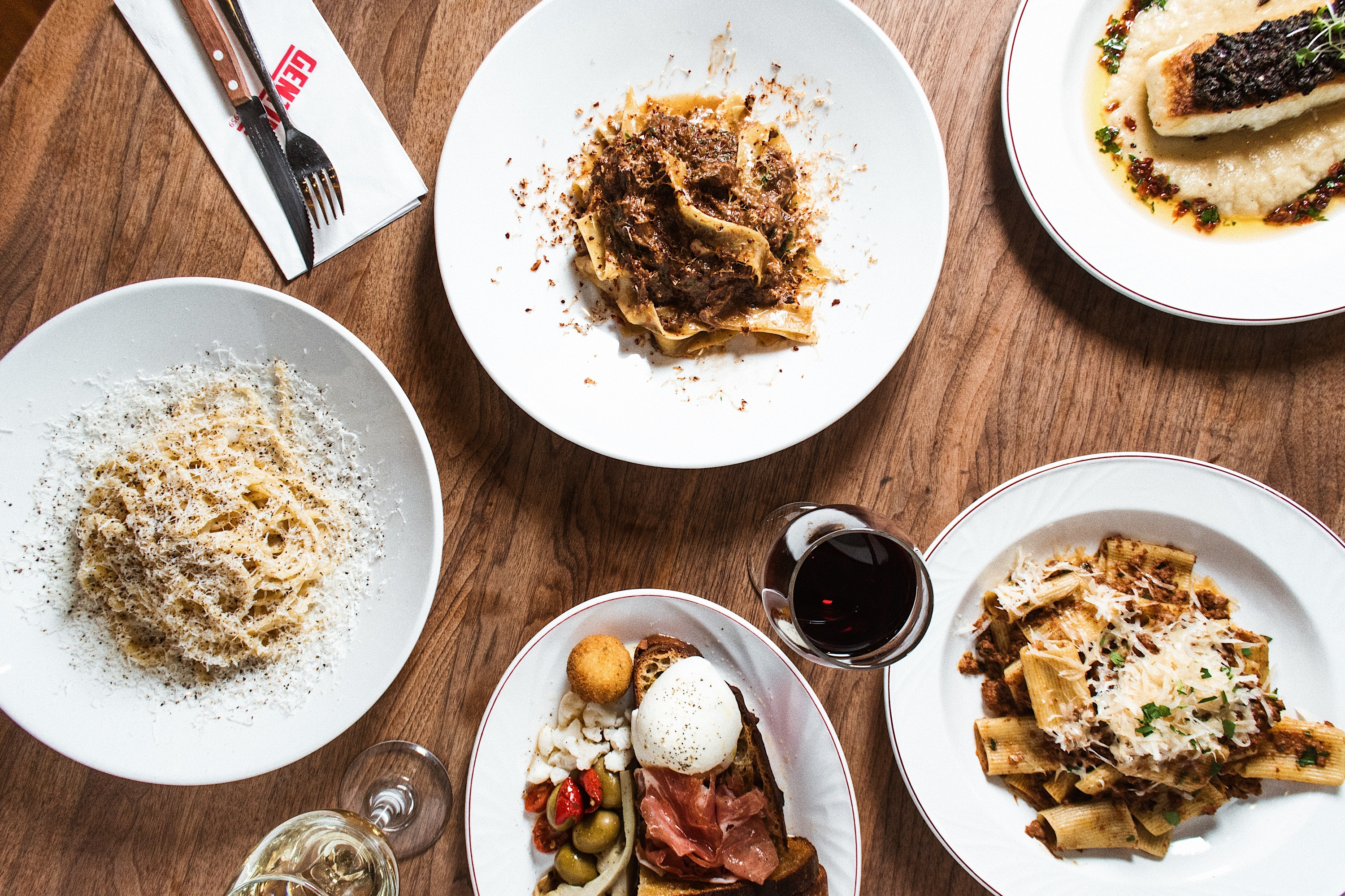 The essential Italian restaurants of Montreal
