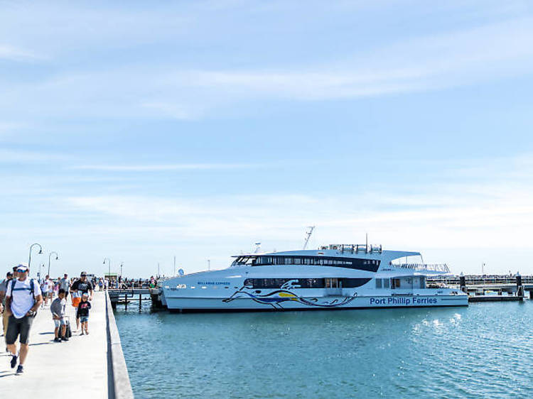 How to get to the Bellarine Peninsula