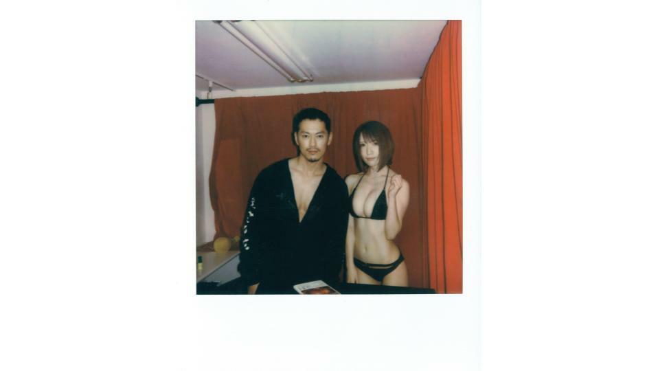 般若 おはよう武道館 写真展