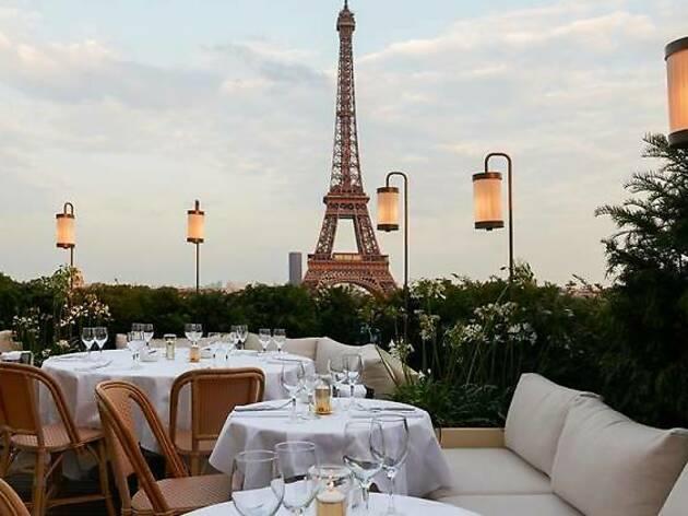 Un restaurant romantique