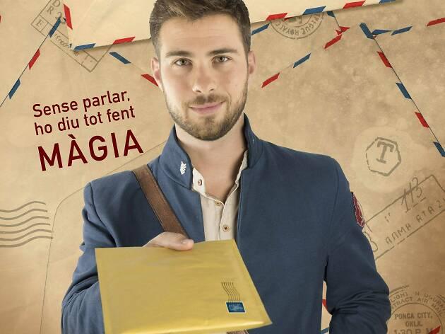 Txema, the postman