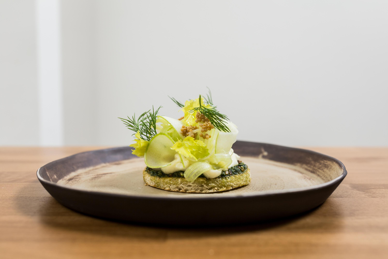 Arkhe: o novo restaurante vegetariano com cozinha de autor