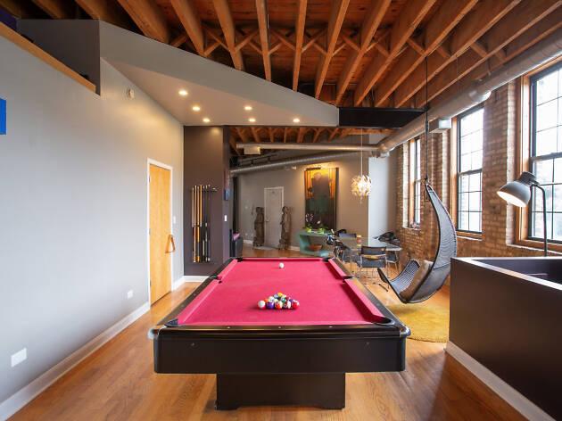 Chicago loft