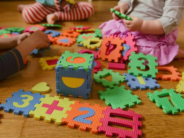 4 actividades para bebés en febrero