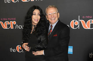 Cher and Bob Mackie