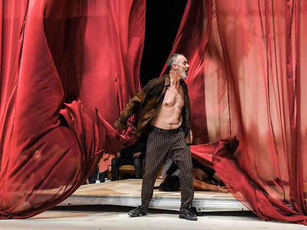'Drama', a nova criação de Victor Hugo Pontes, abre o Guidance