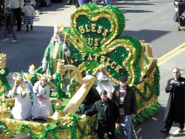 St Patrick S Day Parade Things To Do In Boston