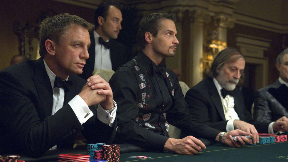 Image from James Bond Casino Royale