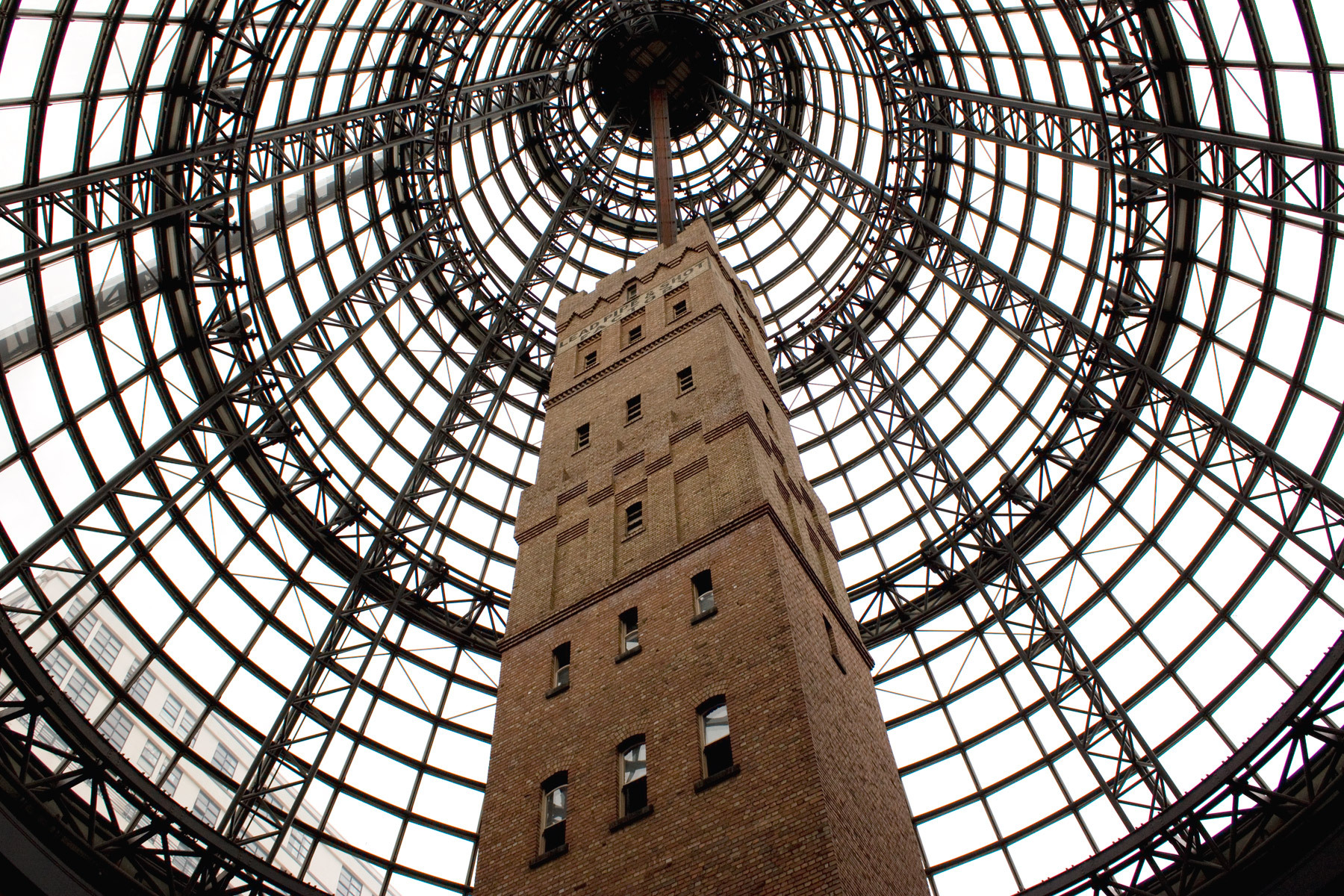 Melbourne Central Coop's Shot Tower