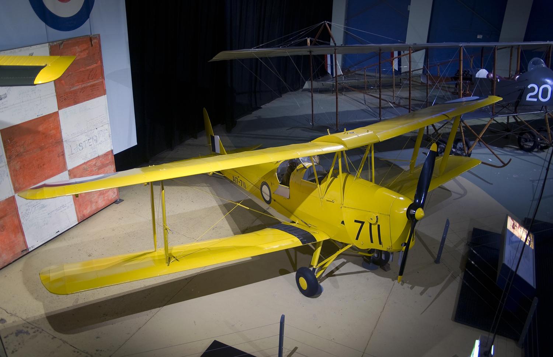 Plane at Royal Australian Air Force Museum