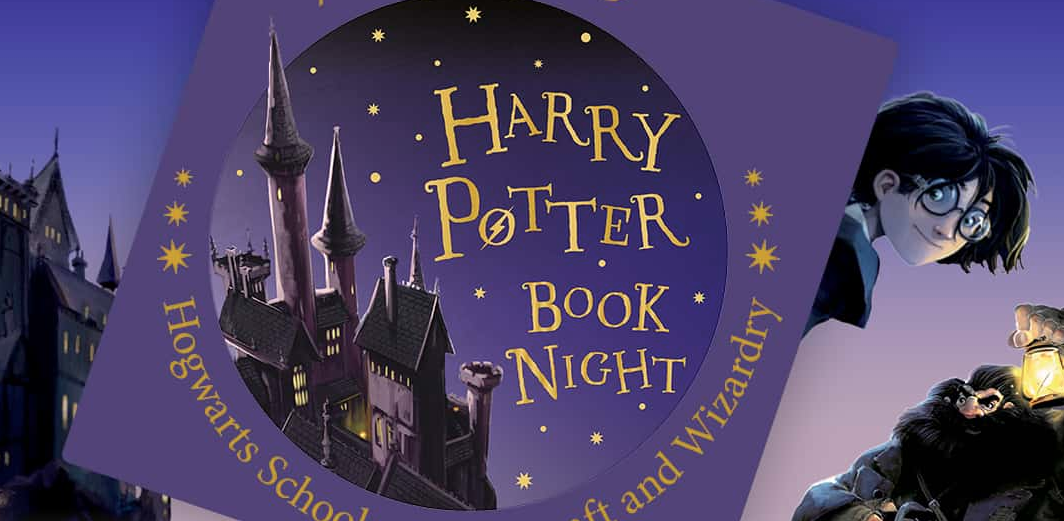 Harry Potter Book Night: así se celebrará en Barcelona