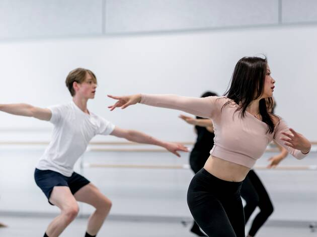 Sydney Dance Company Contemporary Dance for Beginners