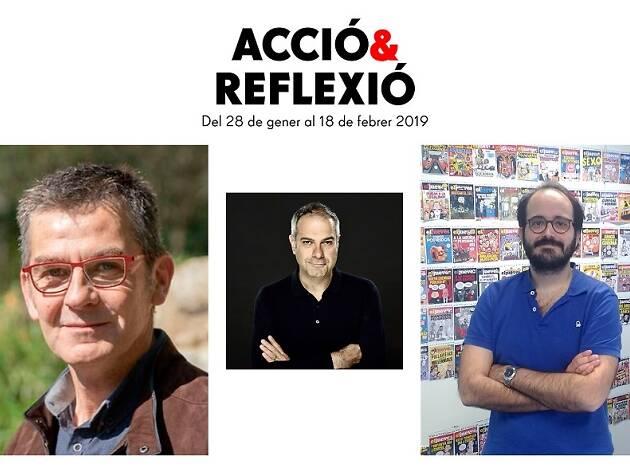 Acció&Reflexió: Humor i llibertat d'expressió