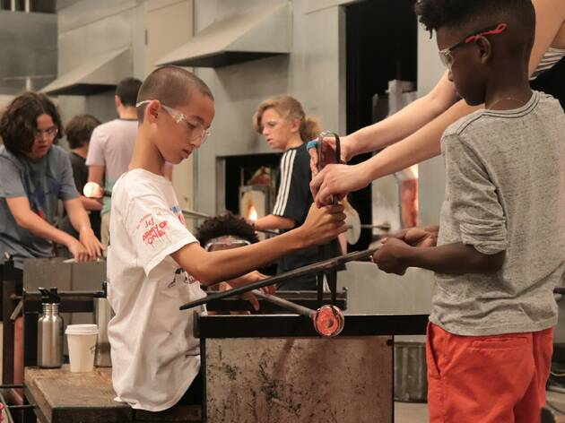 UrbanGlass Youth Camps