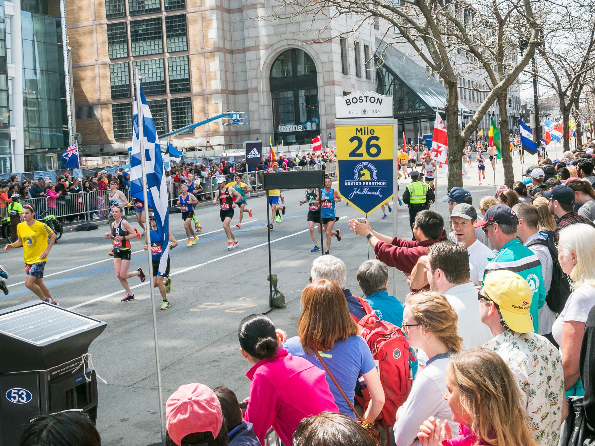 Boston Marathon guide