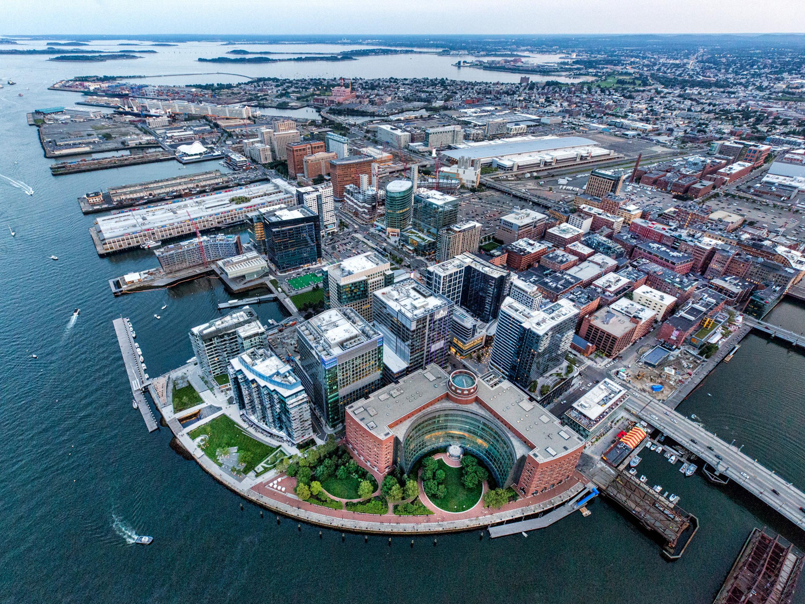 Seaport District