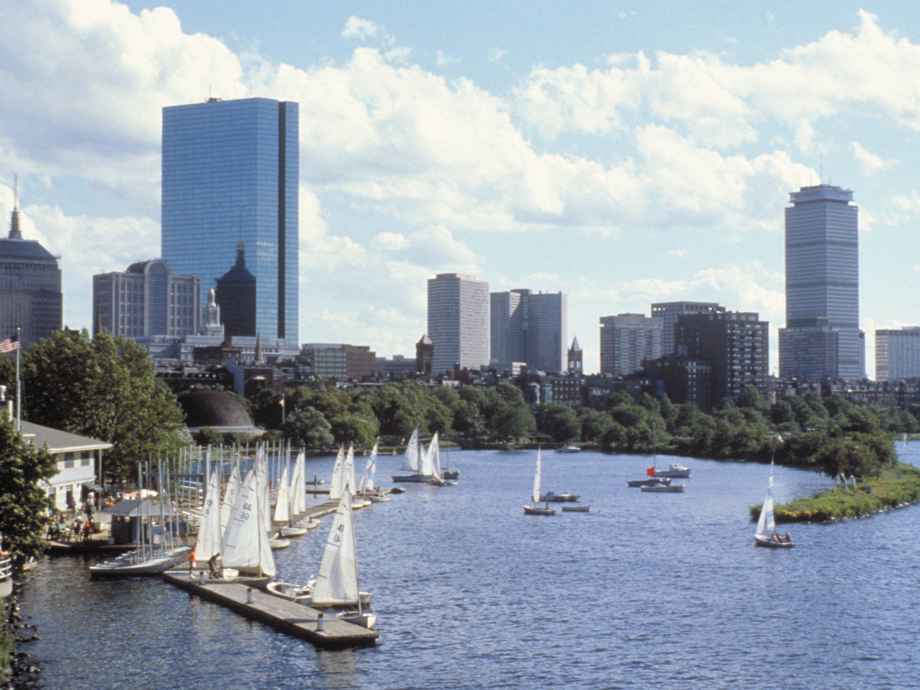 What's it like living in Boston? Tell us here!
