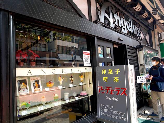 浅草の老舗喫茶店、アンヂェラスが3/17に閉店