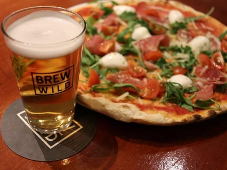 Brew Wild Pizza Bar