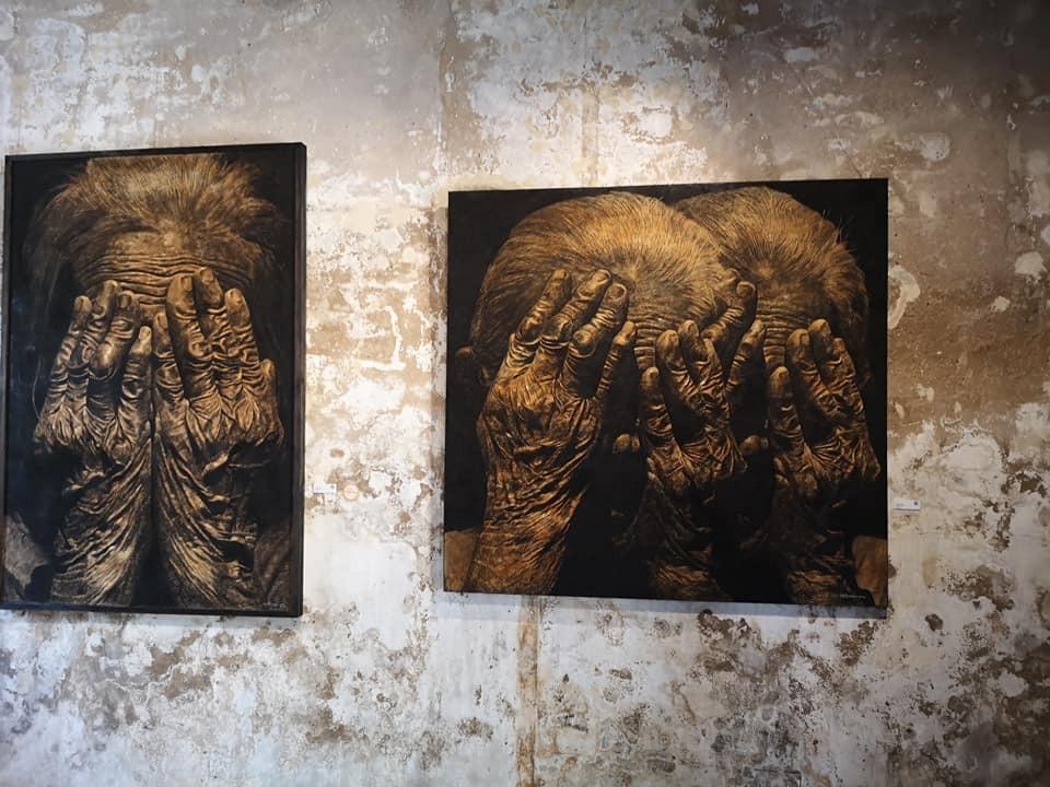 Aged Art Exhibition