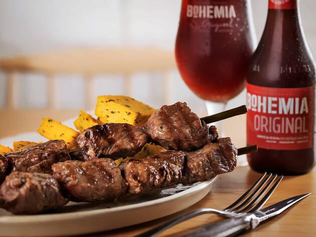 Mesas Bohemia traz a Marvila a gastronomia madeirense